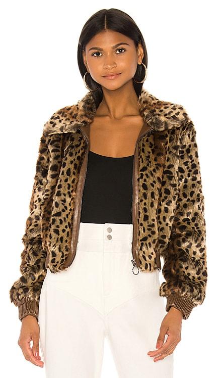 Faux Fur Remy Jacket ASTR the Label $47 (FINAL SALE)
