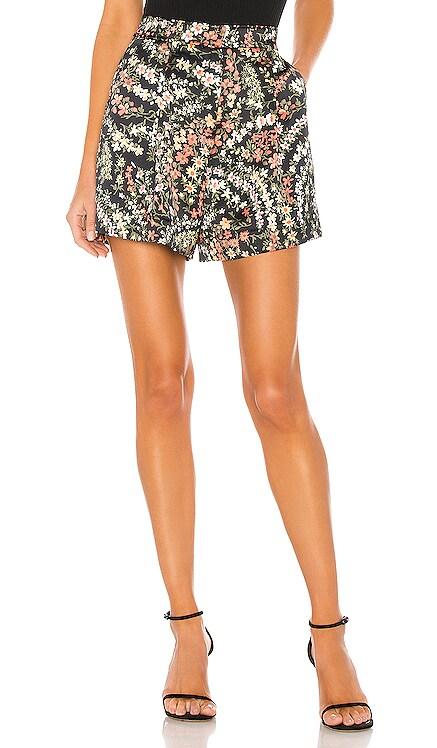 Satin Floral Printed Shorts ATM Anthony Thomas Melillo $193