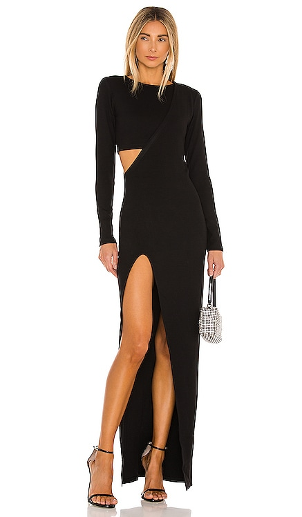 ROBE DE SOIRÉE TIME STANDS Atoir $285