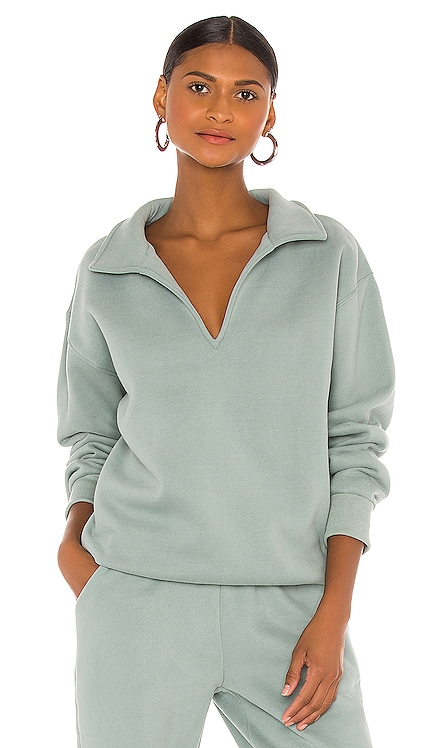 x Rozalia Collared Sweatshirt Atoir $170