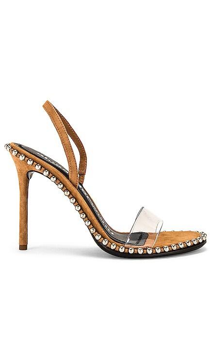 Nova Clay Sandal Alexander Wang $595 NEW