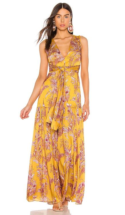 Belaya Dress Alexis $645 NEW
