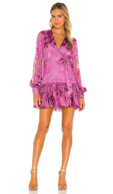 Emma Dress Alexis $497 NEW