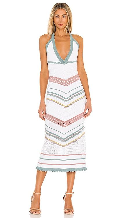 Allia Knit Dress Alexis $396