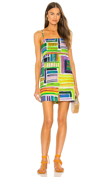 Daphne Dress Alexis $323 NEW