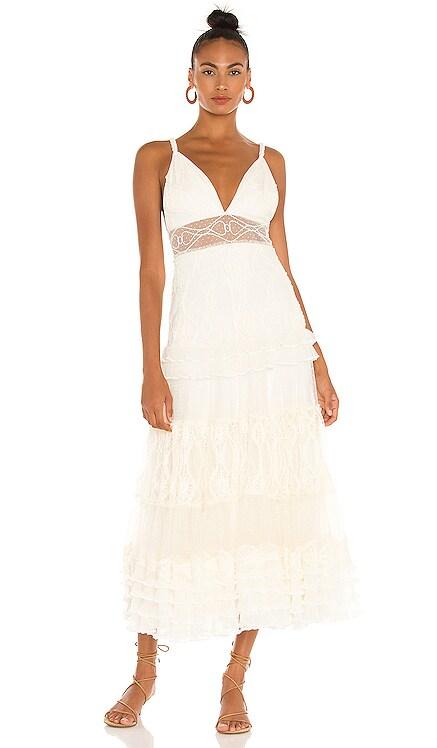 Arabella Dress Alexis $946 NEW
