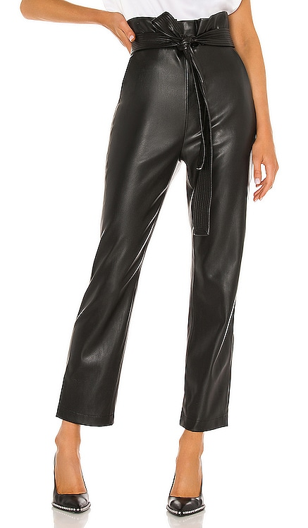 Kayden Vegan Leather Pants Alexis $330