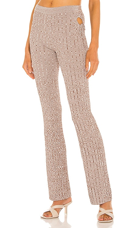 Emzar Knit Pant Aya Muse $395 NEW