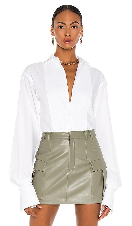 Tuxedo Shirt Aya Muse $378 BEST SELLER