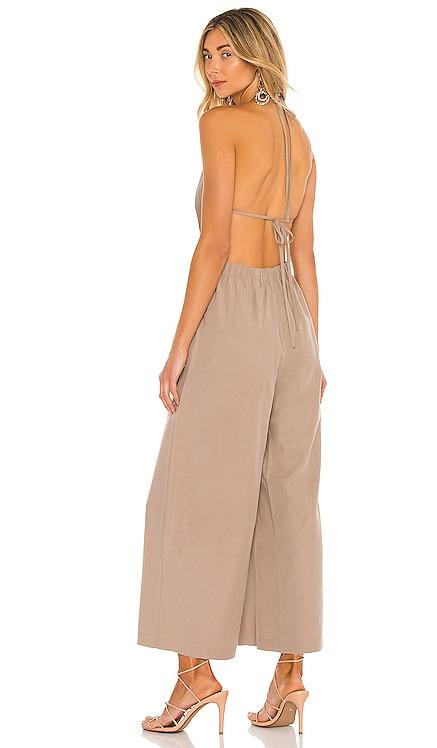 Halter Pantsuit Bardot $129