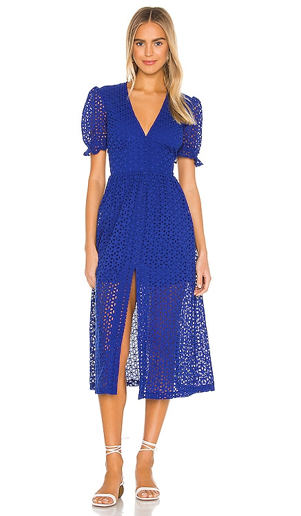 Jordan Lace Dress Bardot $159