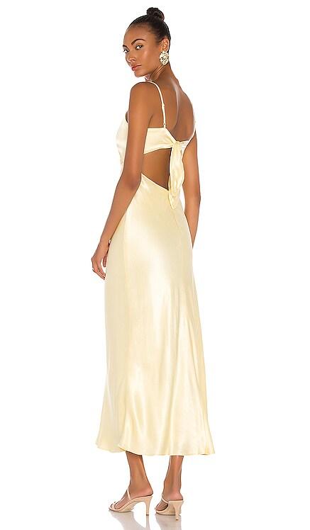 Malinda Slip Dress Bardot $129 NEW