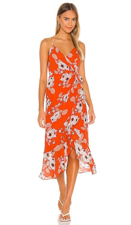 Loretta Dress Bardot $109 NEW