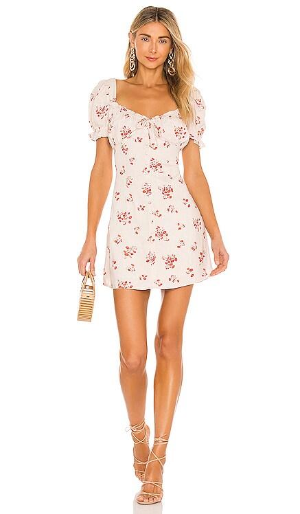 Lucinta Mini Dress Bardot $109 NEW