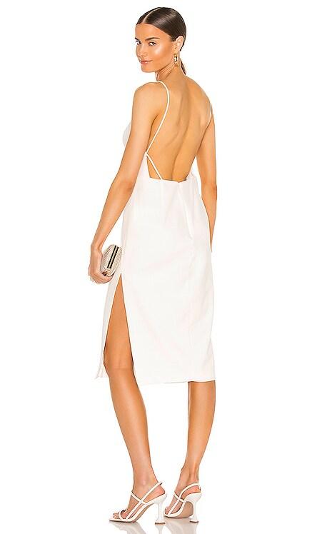 Robyn Midi Dress Bardot $109 NEW