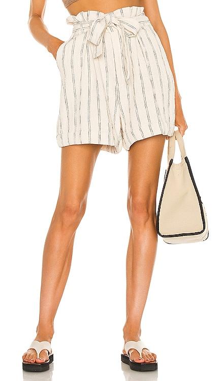 Stripe Short Bardot $89 NEW