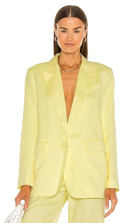 Summer Linen Blazer Bardot $169 NEW
