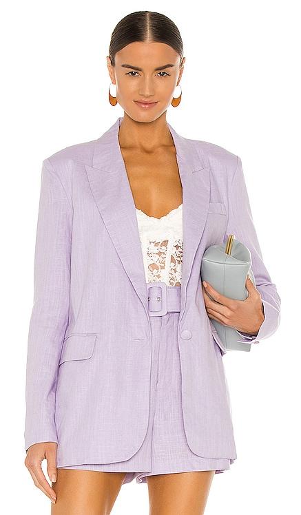 Charlie Casual Blazer Bardot $129 Sustainable