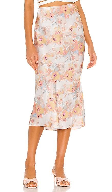 Kendal Bias Skirt Bardot $79
