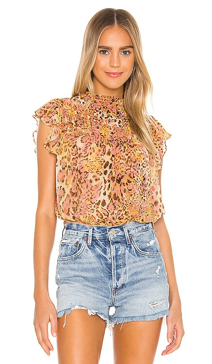 Briana Blouse Bardot $79 BEST SELLER