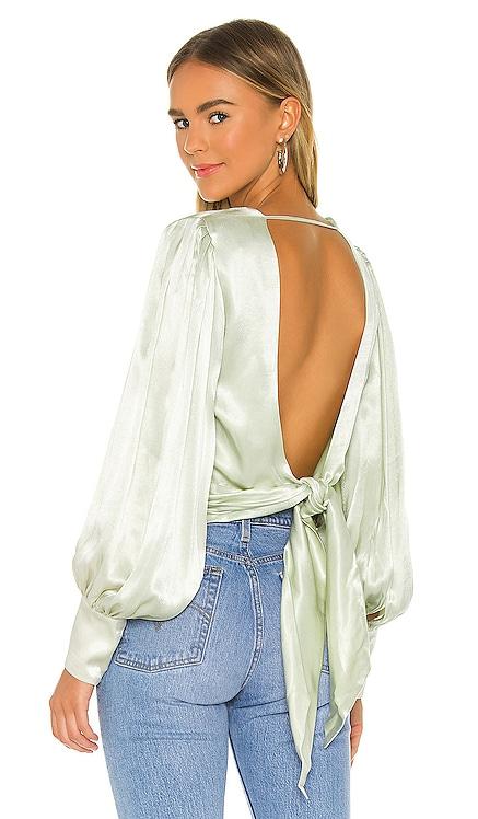 Opal Blouse Bardot $89 NEW