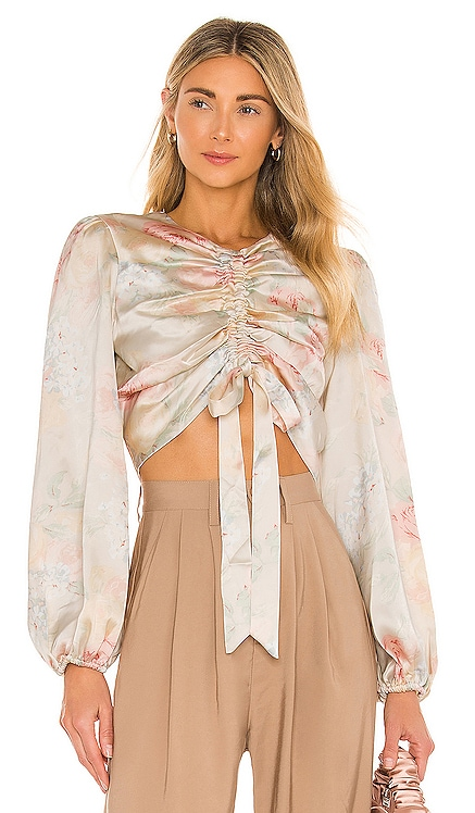 Dulci Top Bardot $89 NEW