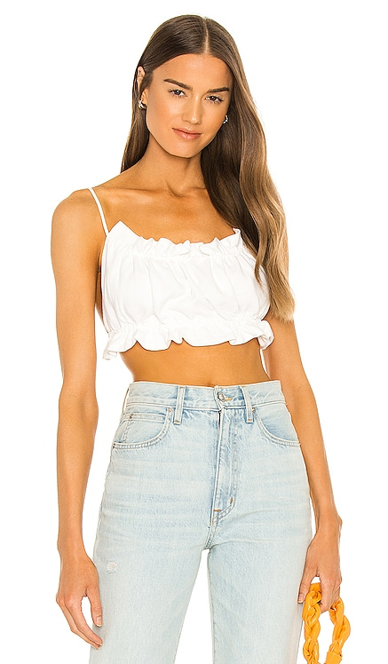 Barely There Top Bardot $49 NEW
