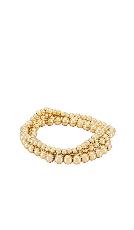 Pisa Bracelet Set of 3 BaubleBar $62