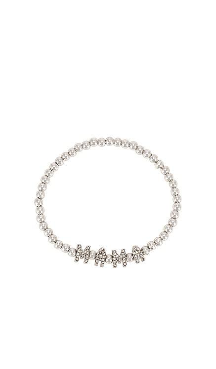"Pave Pisa Bracelet - ""mama"" BaubleBar $40 NEW"