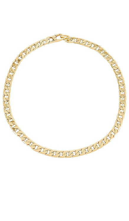Small Michel Curb Chain Necklace BaubleBar $44