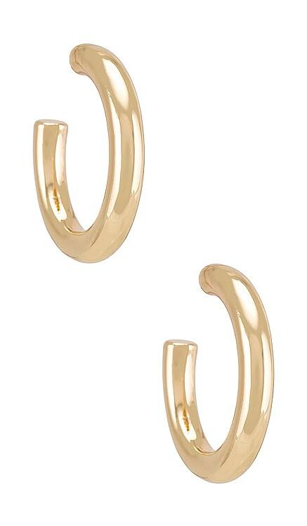 Chrissey Hoop Earrings BaubleBar $36