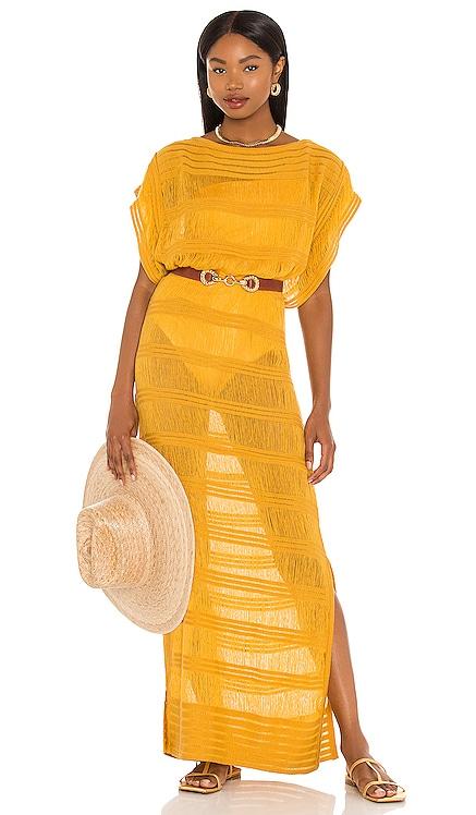 Naufragio Dress Baobab $250 Sustainable