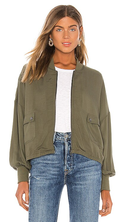 JACK by BB Dakota Flight Club Bomber Jacket BB Dakota $64