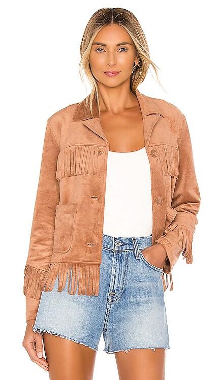Loose Ends Fringe Jacket BB Dakota $84