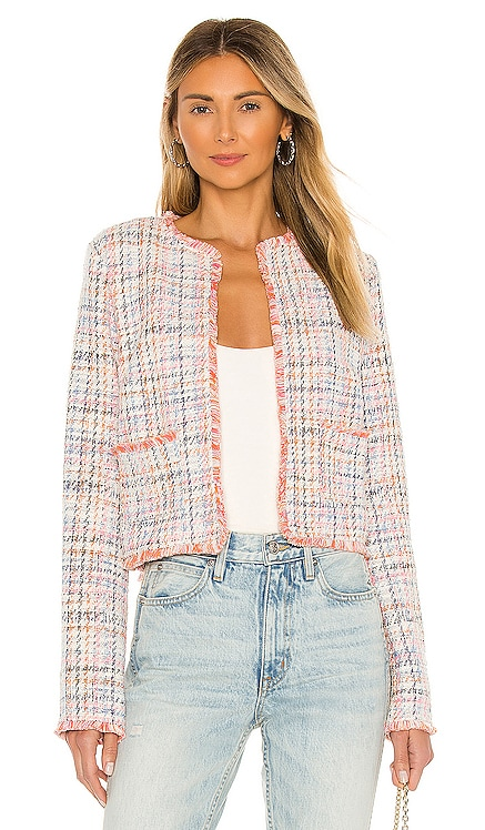Neon Belief Tweed Jacket BB Dakota $99