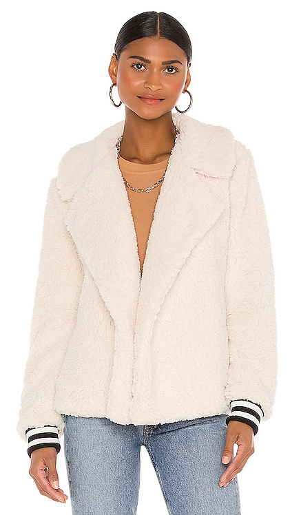 Fleece & Love Teddy Jacket BB Dakota $88 BEST SELLER