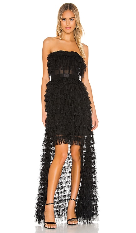 Strapless High-Low Gown BCBGMAXAZRIA $498 NEW ARRIVAL