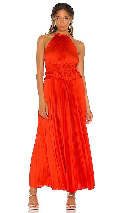 Halter Gown BCBGMAXAZRIA $398 NEW