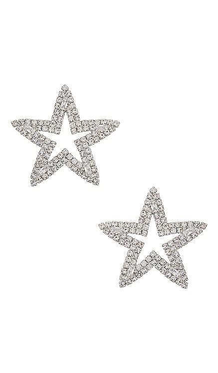 PENDIENTES OH MY STAR BRACHA $42 NUEVO