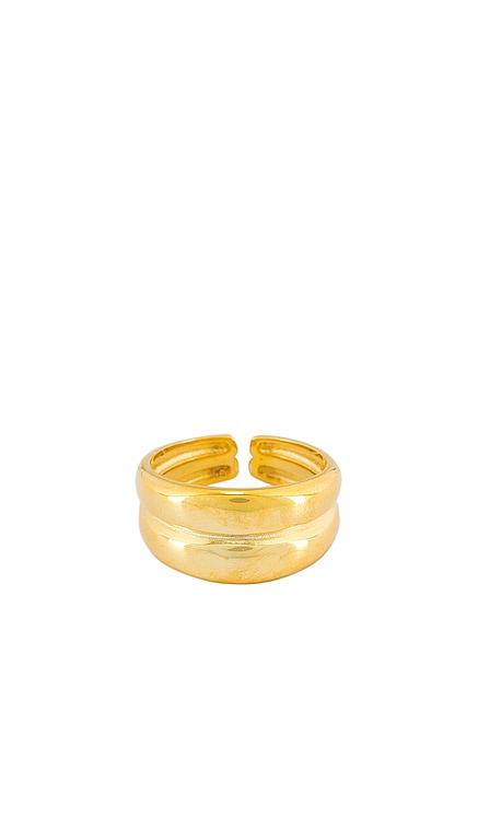 Jessie Double Band Ring BRACHA $48