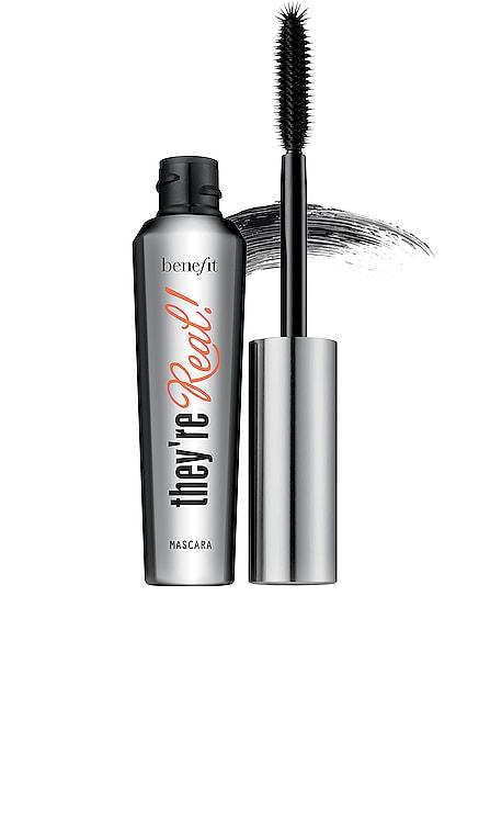 THEY'RE REAL! LENGTHENING マスカラ Benefit Cosmetics $26 ベストセラー