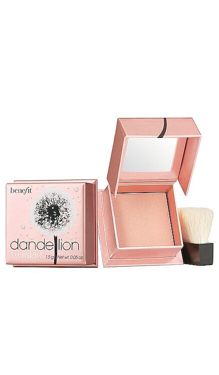 Mini Dandelion Twinkle Powder Highlight Benefit Cosmetics $17