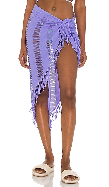 Indian Summer Long Pareo Beach Bunny $110