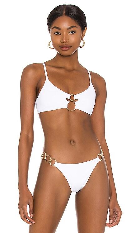 Lexi Bralette Bikini Top Beach Bunny $145 BEST SELLER