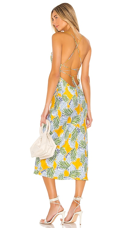 Palm Paradise Midi Dress BEC&BRIDGE $420