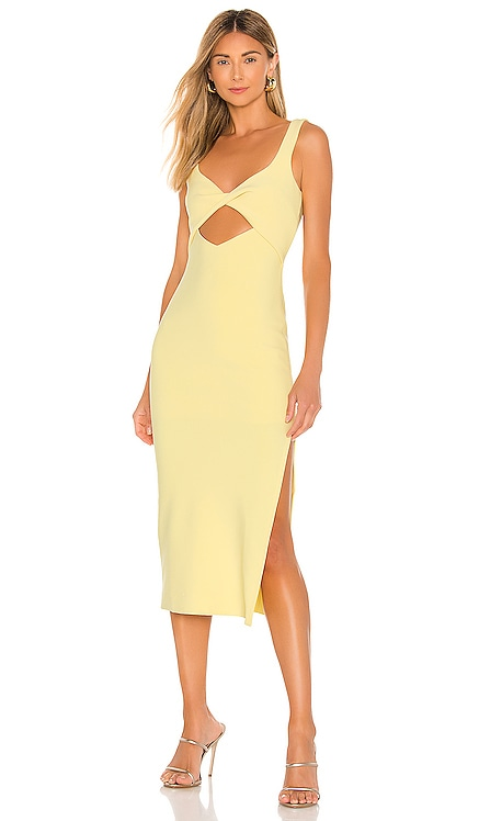 Joelle Midi Dress BEC&BRIDGE $280