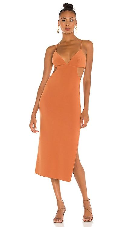 Ella Midi Dress BEC&BRIDGE $260