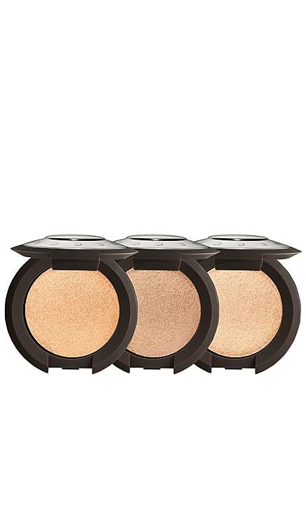 TRIO ILLUMINATEUR GOLDEN GLOW BECCA Cosmetics $48