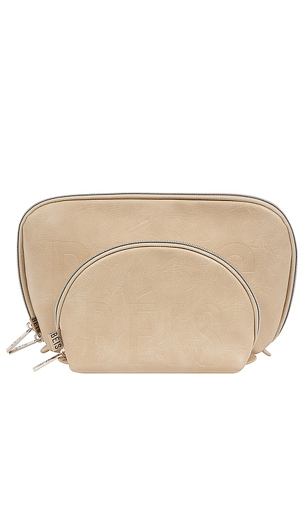 The Cosmetic Pouch Set BEIS $24