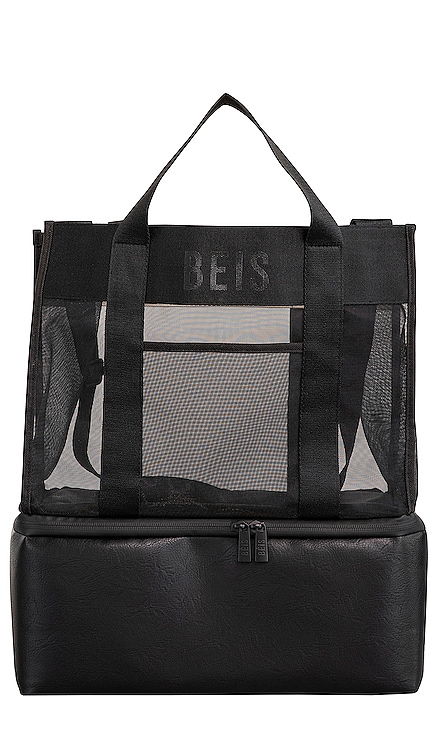 Mesh Cooler Tote BEIS $58 NEW